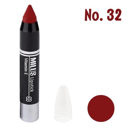 شماره ۳۲، رنگ قرمز